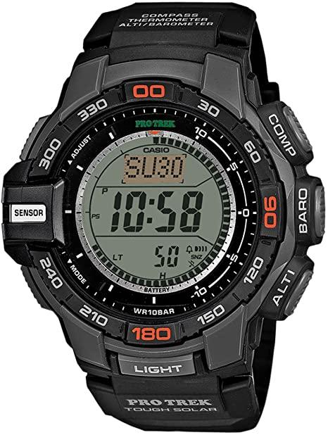 montre sport Casio pro trek prg 270