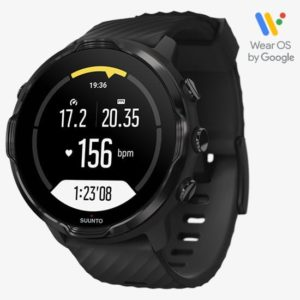 montre cardio gps connectee Suunto 7