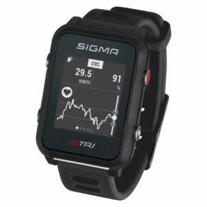 montre cardio gps sigma id tri